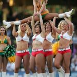 IPL Hot Cheerleaders