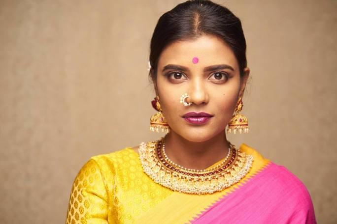Aishwarya Rajesh Tamil Actress Images