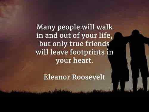 Close Friends Quotes