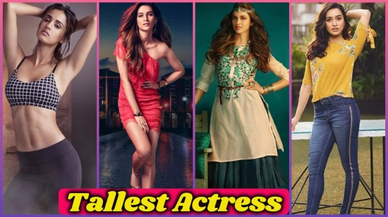 Tallest Actresses of Bollywood