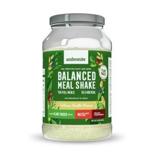 Ambronite Balance Meal Shake