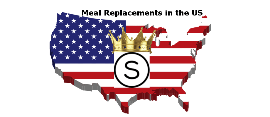 Meal replacement market in the US, where are the Soylent alternatives?