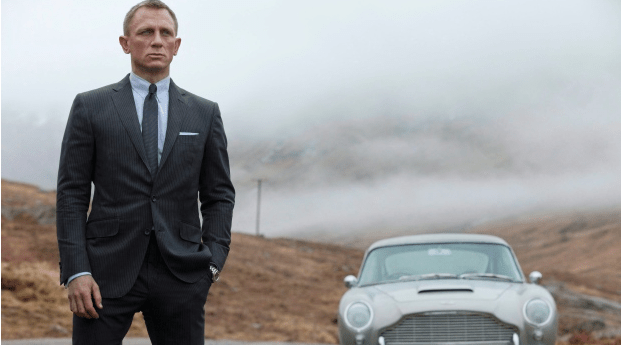 New James Bond script leaked from Sony