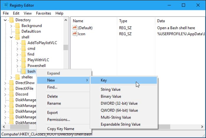 opening-bash-in-windows-8