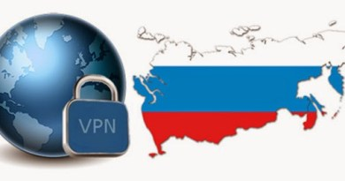 VPN's are going to be banned in Russia