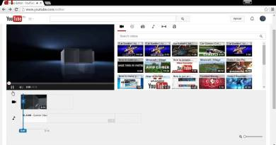 The Cloud Video Editor in YouTube is being discontinued by the company