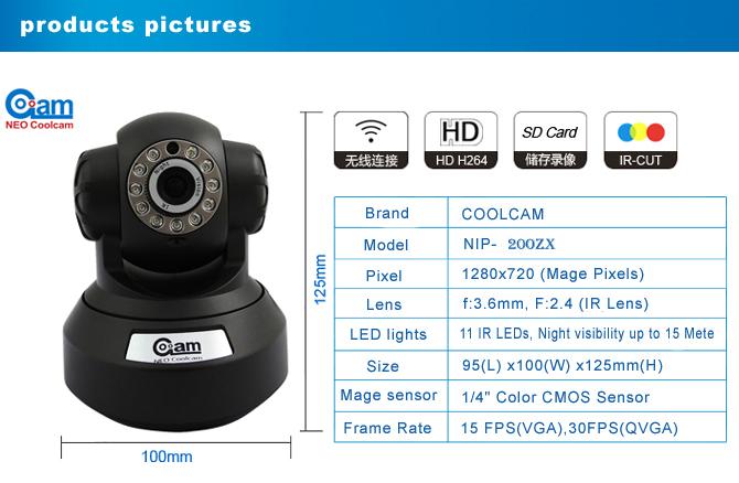 NeoCoolcam IP Cameras