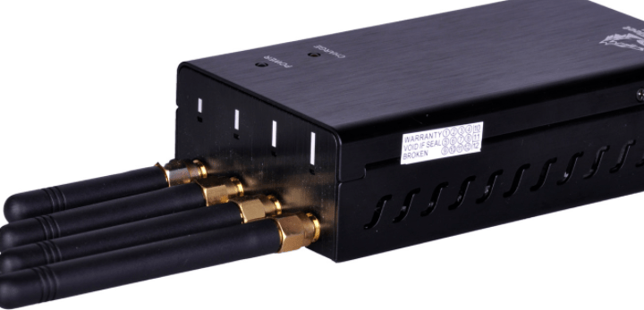 2.4 ghz jammer | gps jammer with battery left turn