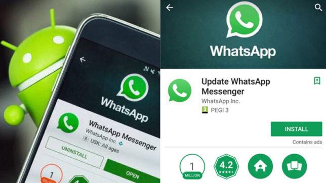 Google Play Store Security Breach: Fake WhatsApp Update