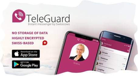 Messenger TeleGuard: The world's most secure messenger competes against WhatsApp