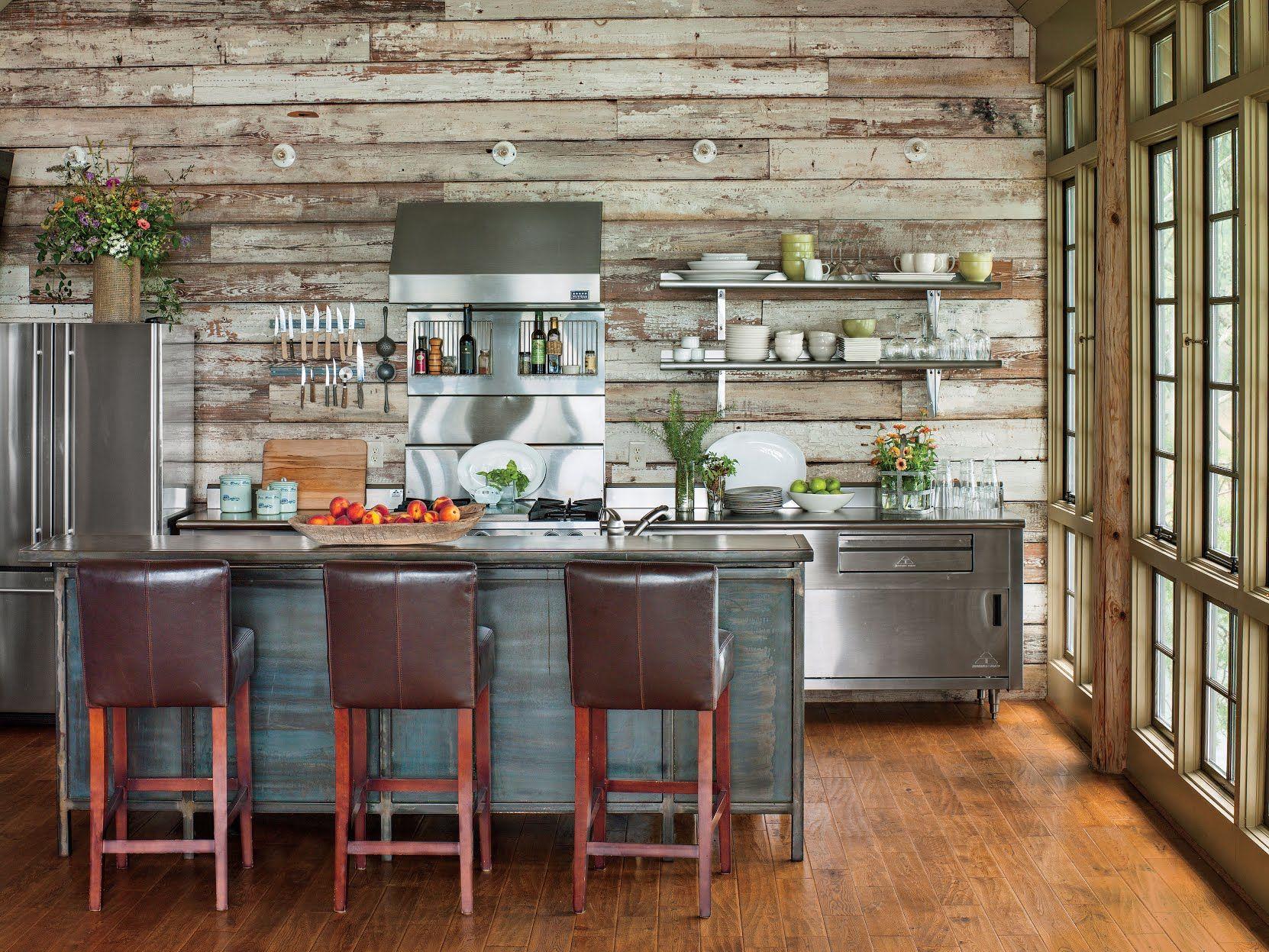 15 Rustic Kitchen Ideas Latest Home Garden