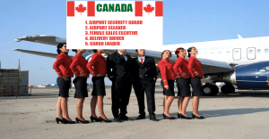 Airport Jobs in Canada
