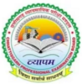 CG Vyapam Recruitment