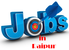 Jobs in Raipur