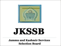 JKSSB Previous Year Question Papers