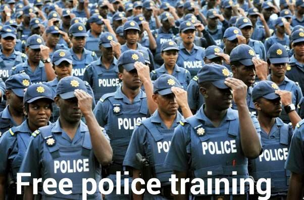 Do you want to be a Police Officer? 1