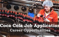 coca cola job application