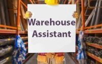 Warehouse Assistant 263x200