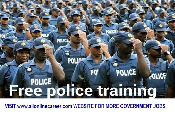 2020 SAPS Basic Policing Traineeship Programme 1