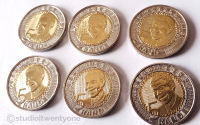 Sell Mandela Coins 2008 MANDELA 90th BIRTHDAY