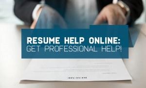 Get a professional CV