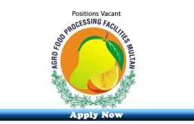 12 New Jobs in AGRO Food Processing Facilities Multan 2019 Apply Now