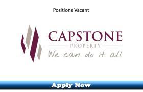 Jobs in Capstone Property Qatar 2019 Apply Now
