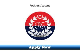 Jobs in Excise and Taxation Department GB 2019 Apply Now