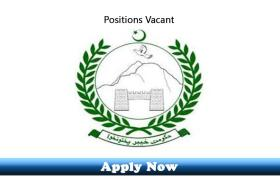 Jobs in Medical Teaching Institution Bannu 2020