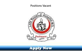 Lady Reading Hospital Medical Teaching Institution Peshawar