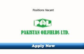 Jobs in Pakistan OilFields Limited 2020