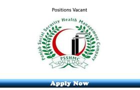 Jobs in Punjab Social Health Management Company Lahore 2020