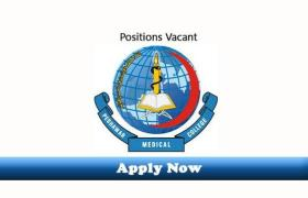 Jobs in Peshawar Medical College 2020 Apply Now
