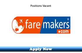 Jobs in Travel Channel International Pvt Limited Fare Makers 2019 Apply Now