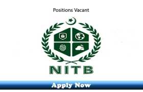 Jobs in National Information Technology Board 2020