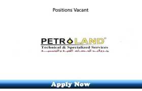 Jobs in Petroland International UAE 2019 Apply Now