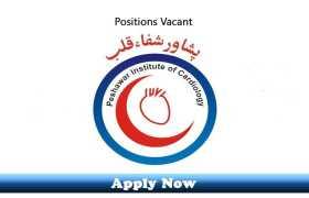 Management Jobs at Peshawar Institute of Cardiology Peshawar 2020