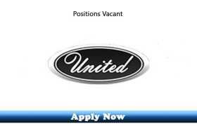 Jobs in United Motors Pvt Ltd Lahore 2020 Apply Now