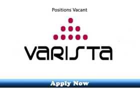 Jobs in Varista Group Dubai 2020 Apply Now