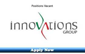 Jobs in Innovation Group UAE 2020 Apply Now