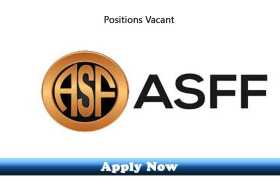 Jobs in ASF Foundation 2020