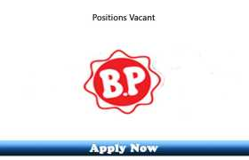Jobs in A & B Food Industries Pvt Ltd Karachi 2020