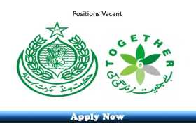 Jobs in National TB Program Government of Sindh 2020