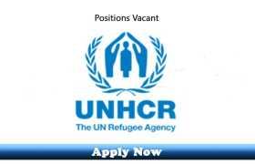 Jobs in UNHCR Islamabad 2020