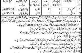 Jobs in 26th Sindh Regiment Okara 2020