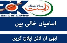 The Bank of Khyber Jobs 2020