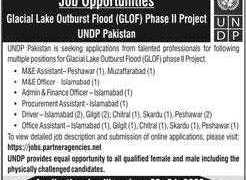 UNDP Pakistan Jobs 2020