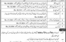 National Logistics Cell NLC Jobs 2020