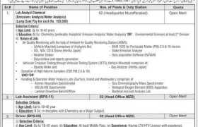 Planning and Development Department Govt of Ajk Jobs 2020