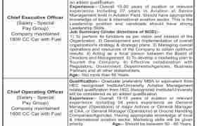 Sialkot International Airport Ltd Jobs 2020